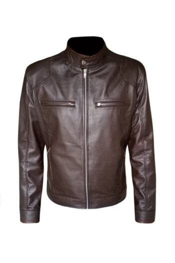Josh Brown Leather Jacket