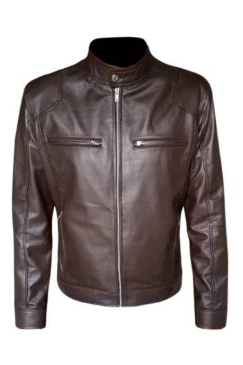 Josh Brown Leather Jacket