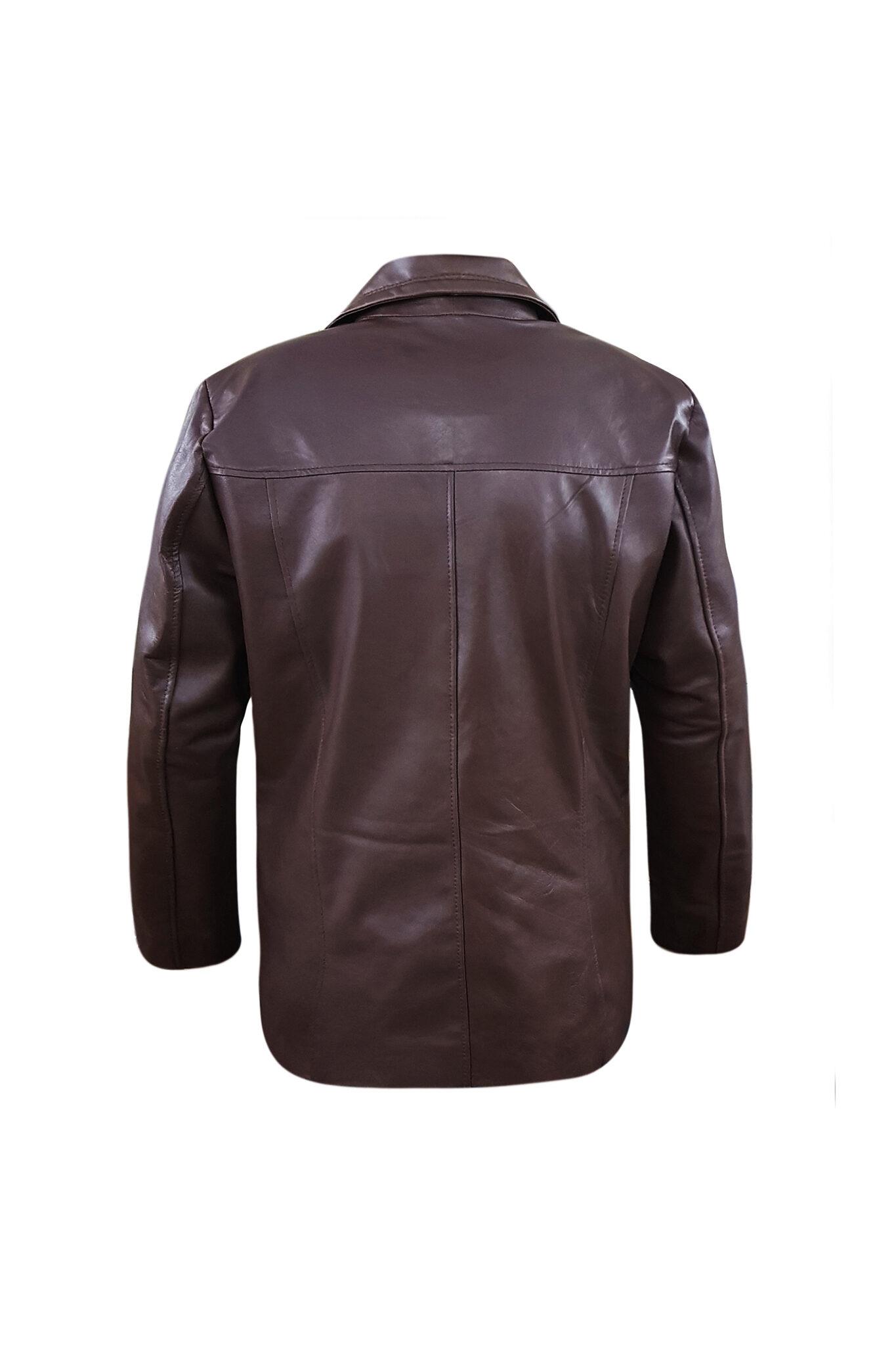Two Button Blazer Coat For Men