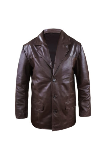 Two Button Blazer Coat For Men